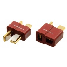 1 Pair T Plug Dean Style Connector (Male and Female)