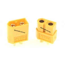 1 Pair XT60 Connector Plug Male and Female Set