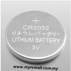 CR2032 3 Volt Lithium Coin Battery