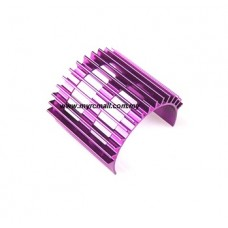 Heat Sink Cooler Purple for RC Motor Size 370 380 390