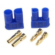 EC2 2mm Bullet Connectors Plugs Adapters for RC Lipo Battery Male Female 1 Pair