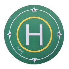 RC Helicopter Quadcopter Drone Waterproof Landing Pad Green 195mm