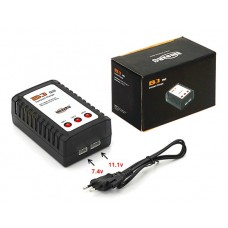 iMax B3 Pro 10Watt Compact Balance Charger for 2S (7.4v) and 3S (11.1v) RC Lipo Battery