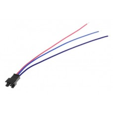 SM 3P Connector Plug Adapter Wire Cable for RC Lipo Battery Female