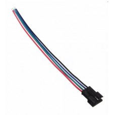 SM 4P Connector Plug Adapter Wire Cable for RC Lipo Battery Female