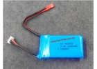 WLToys A949 A959 A969 A979 Spare Part 11 2S 7.4v 1200mAh Upgrade Lipo Battery