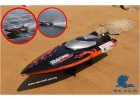 Feilun FT010 2.4G 4CH Water Cooling High Speed RC Racing Boat RTR