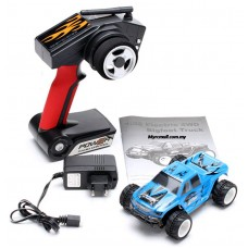 Wltoys P929 1/28 2.4G Electric 4WD Mini Monster Truck RC Car RTR