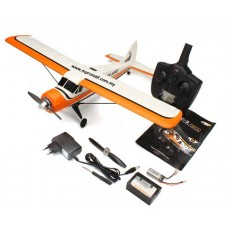 XK DHC-2 A600 Scale 5CH 3D6G Mode Brushless Motor RC Airplane RTF