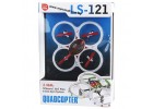 Lian Sheng LS121 Headless Mode 2.4G 5CH RC Quadcopter