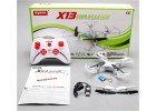 Syma X13 MIRACLE 4CH 6 Axis Mini RC Quadcopter RTF