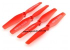 Syma X5HC X5HW RC Quadcopter Drone Spare Part 15 Propeller Set Red