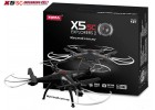 Syma X5SC Headless Mode 4CH 2.4G RC Quadcopter with 2MP Camera RTF