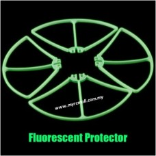 Syma X8C X8W X8G X8HC X8HW X8HG Spare Part 25 Glow in Dark Protection Frame
