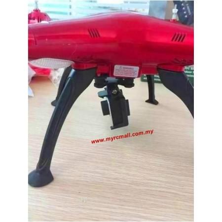 Syma X8c X8w X8g X8hc X8hw X8hg Rc Drone Gimbal Fit Gopro