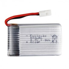 Syma X5C Spare Part 04 1S 3.7v 500mAh Lipo Battery