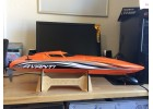 Thunder Tiger AVANTI Brushless OBL 2.4G Water Cooled Racing Boat - ARTR