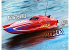Thunder Tiger MADCAT Brushless OBL 2.4G Water Cooled Racing Boat - ARTR