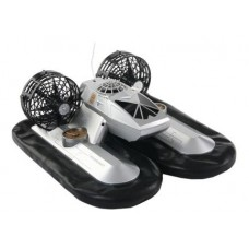ZL 6653 6CH Large Size Radio Control RC Hovercraft Boat (Silver) - RTR