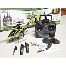 WLtoys V912 Sky Dancer 4CH RC Helicopter-Ready to Fly Set with Gyro (RTF)