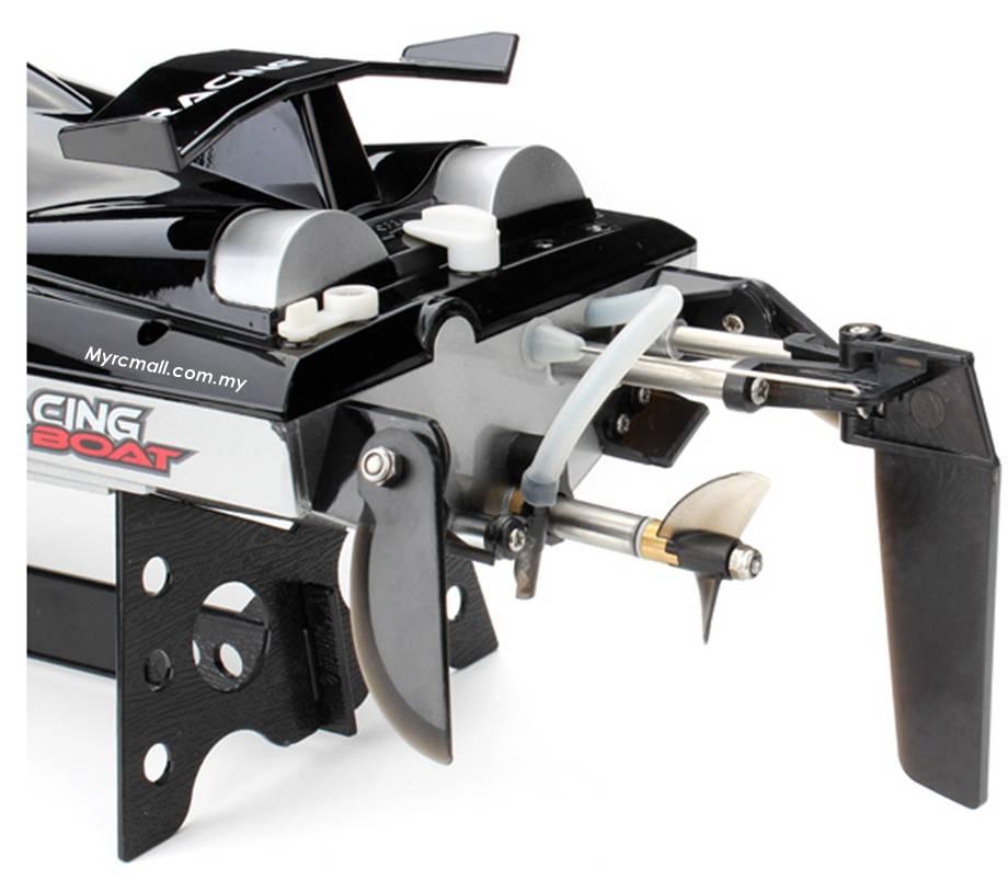 FeiLun FT012 2.4G Brushless Motor RC Racing Boat - RTR